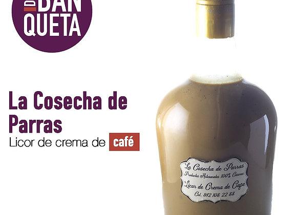 Crema de licor - Sabor caf�