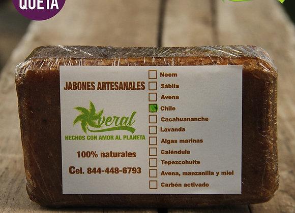 Jabon de chile - Veral