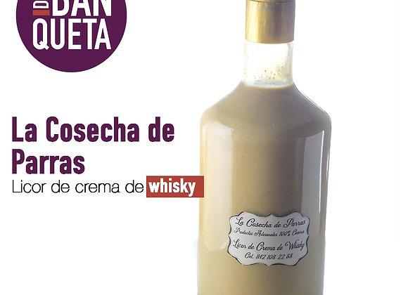 Crema de licor - sabor whisky