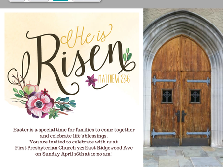 Invite Someone to Easter