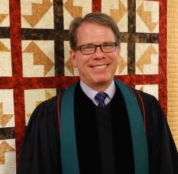 Welcome Pastor Bruce!