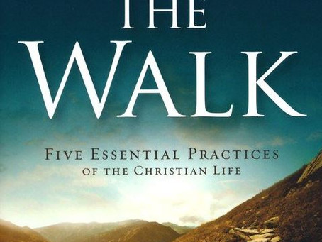 Our First Bible Study of 2020 - The Walk