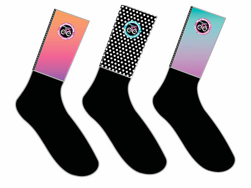 Wheel Women Socks