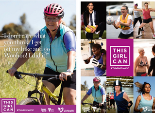 'Fat chicks don't wear lycra'…says who?
