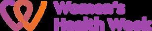 WomensHealthWeek_COLOUR_RGB_PrimaryWordm