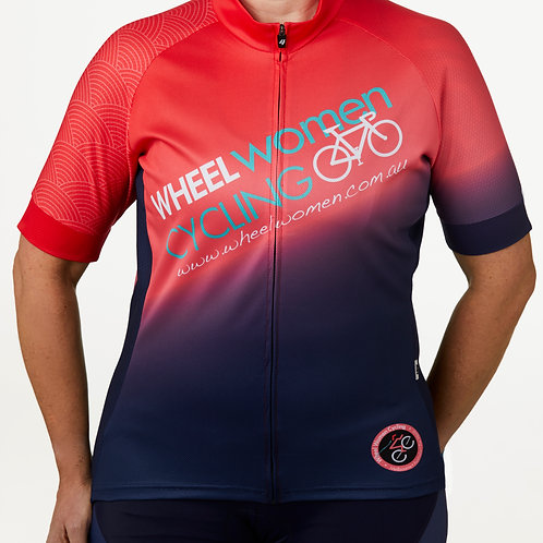Coral/Navy 2018 Jersey