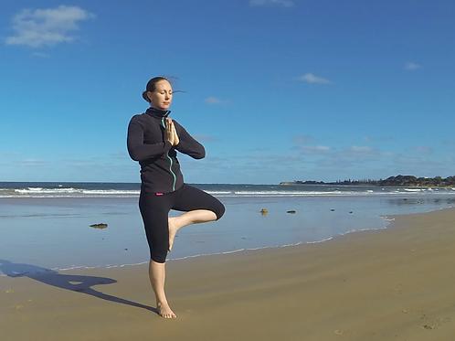 Wheel Women Beginner's Yoga for Cyclists