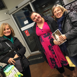 Vicki, Danika and Anne