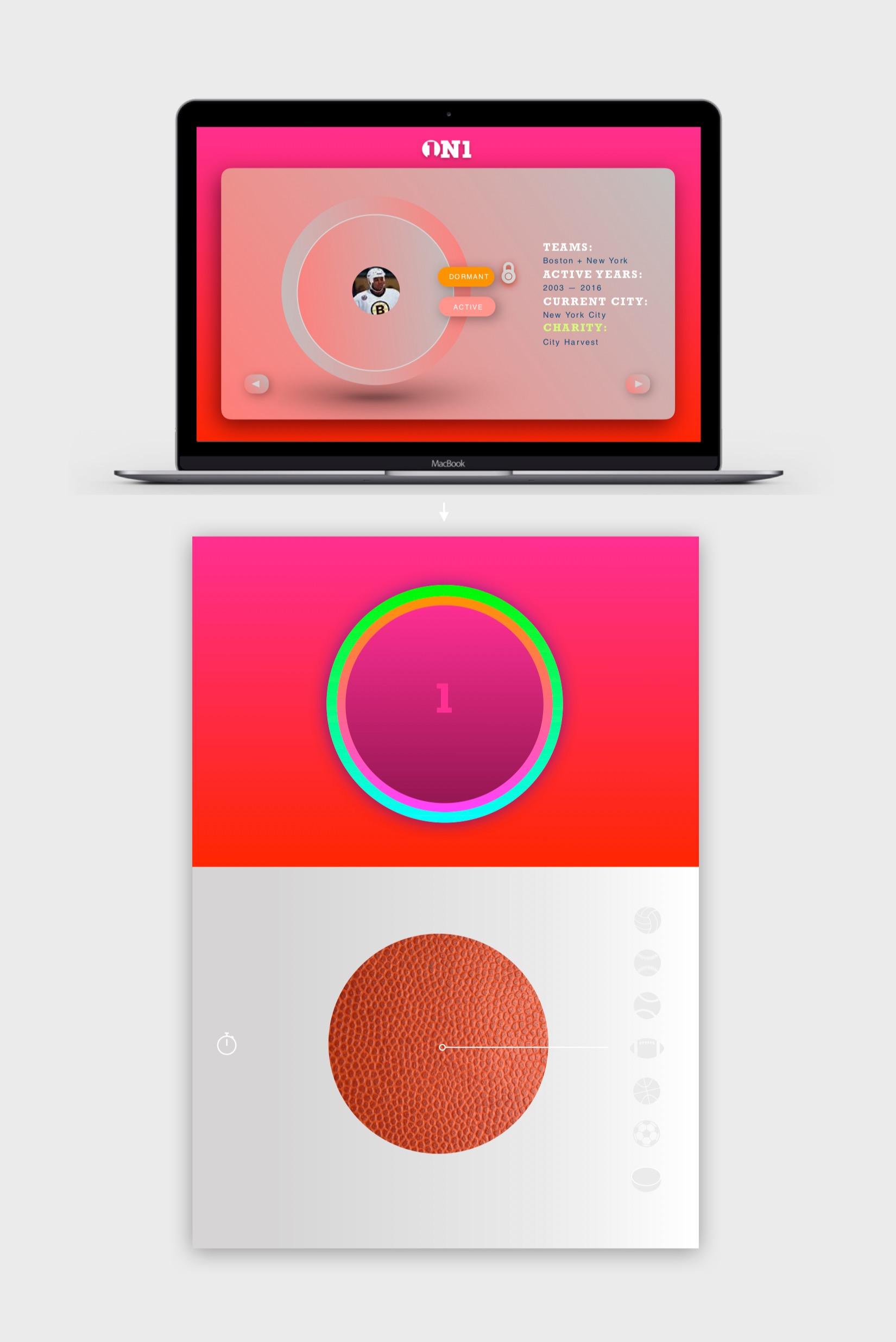 Miami Advertising Agency startup laptop_