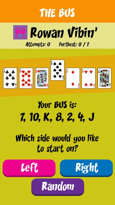 Bus Start