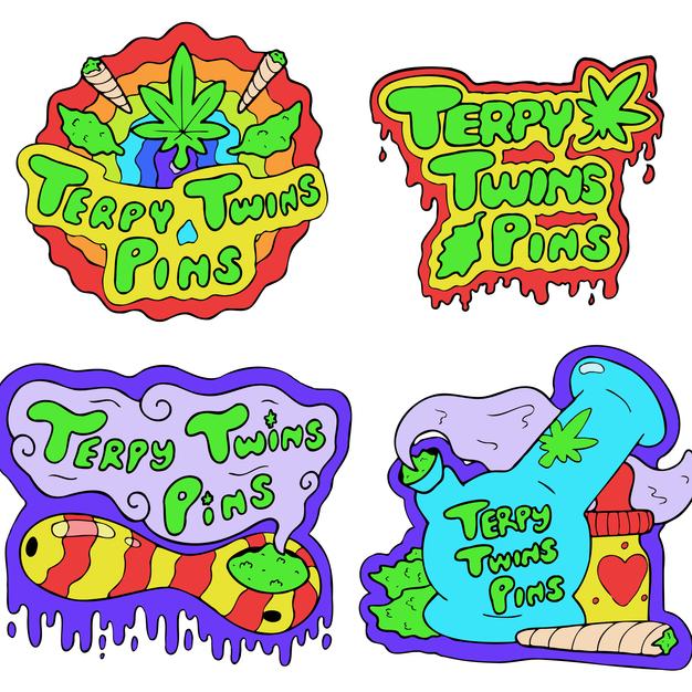 Logo Pin Designs