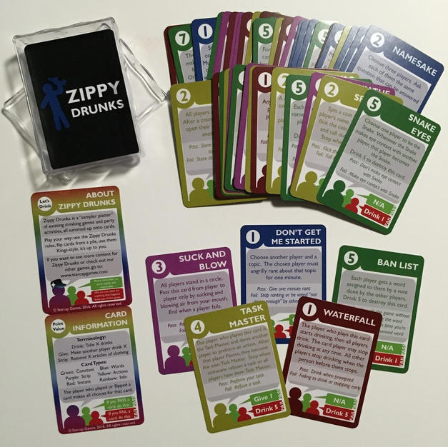 Zippy Drunks Full Game
