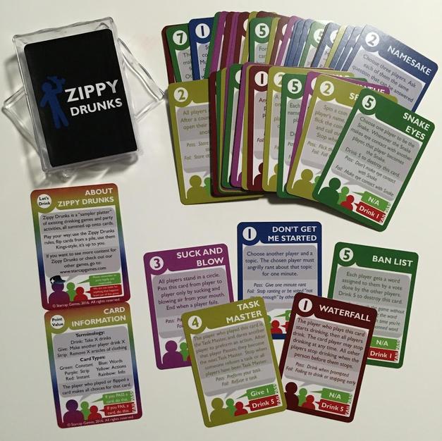 Zippy Drunks Full Game