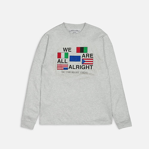 The Right Thing Longsleeve