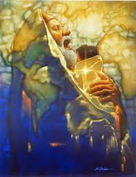 Holy Communion January 31st Simeone and Anna