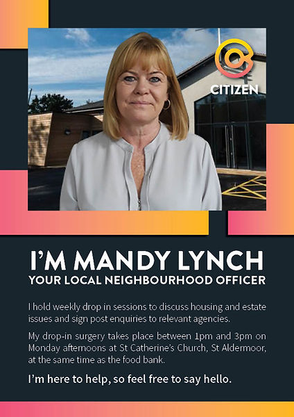 C031 local Neighbourhood Officer poster.