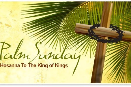 Sunday April 5th Service - Palm Sunday