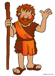 Children and Family Activities for Dec 6th Advent 2 John the Baptist