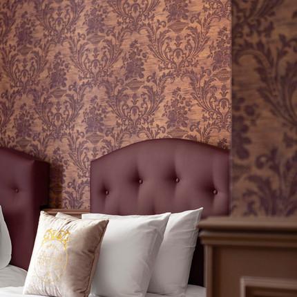 Photographe hôtel à Lyon et en Rhône-Alpes, chambre du domaine des Halles, Florian Peallat photographe d'hôtellerie de luxe.