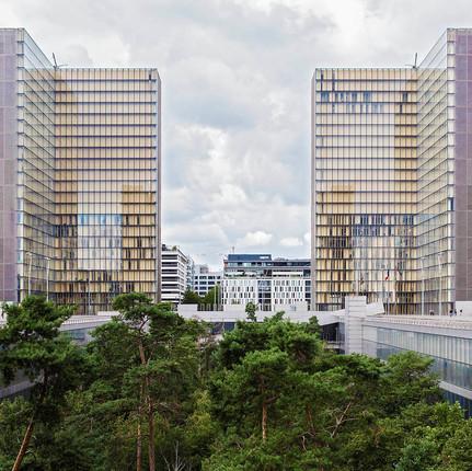 Photographe architecture Paris, Florian Peallat, bibliothéque Franois Mitterrand.