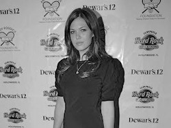 Mandy Moore for The Hard Rock