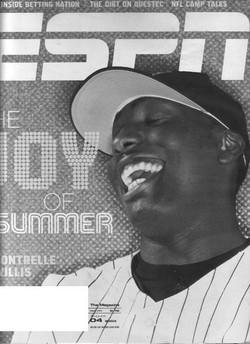 Dontrelle Willis, Cover of ESPN Magazine