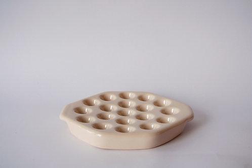 Provoletera de porcelana Cheese
