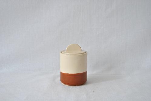 Azucarera de cerámica