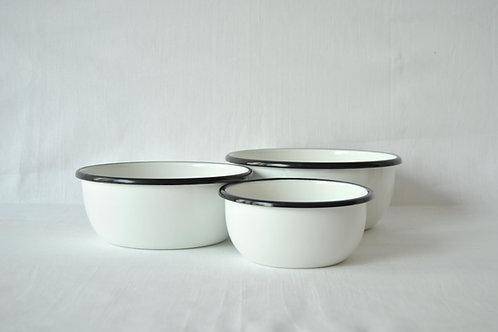 Bowls enlozados 3 tamaños