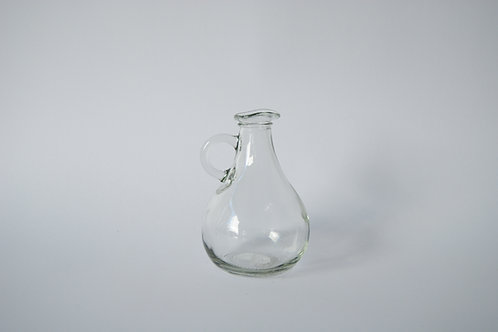Aceitero de vidrio