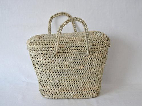 Bolso de picnic con tapa
