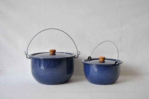 Cacerola con tapa de olivo 3 tamaños
