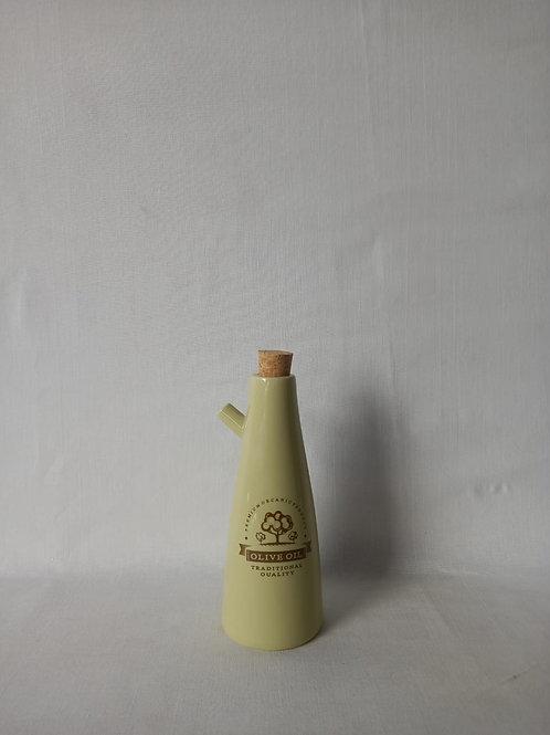 Aceitero de cerámica