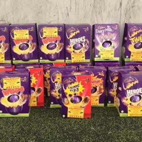 Easter Egg Giveaway