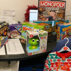 Cash for Kids - Toy Drive