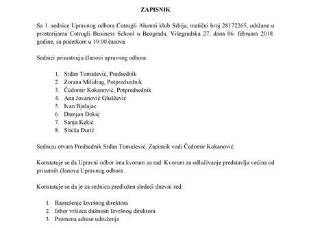 Skupština 06.02.2018.