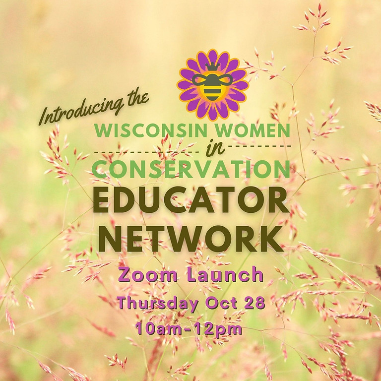 WiWiC Conservation Educator Network:   Launch Meeting