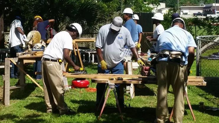 Savannah Citizens Engage in Trainnig Program