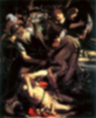 Caravaggio-Conversione-di-Saulo-Odescalc