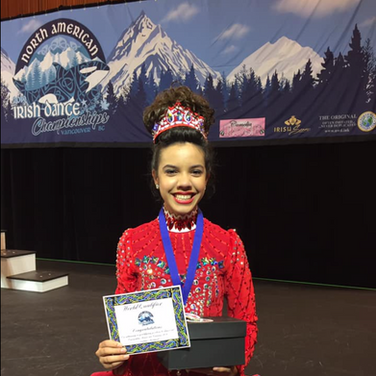 Shannon Lyne- 23rd at the North American Championships and World Qualifier