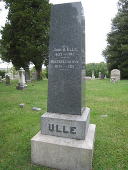 The John Ulle Family of Beltsville