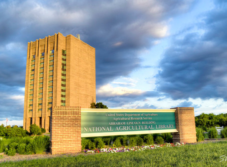 The National Agricultural Library (NAL) is here for you!