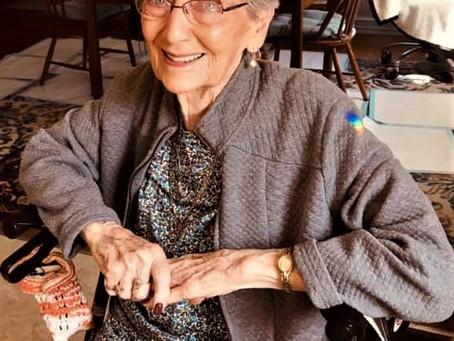 Obituary: Marian Joyce Lennox