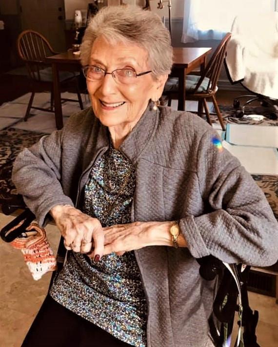 Photo of Marian Joyce Lennox