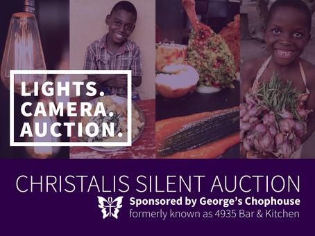 Maryland's 2019 Chef of the Year Hosts Christalis Fundraiser and Competes in a Cooking Challenge wit