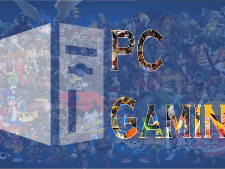 Tech Sense: The PC Game Industry!