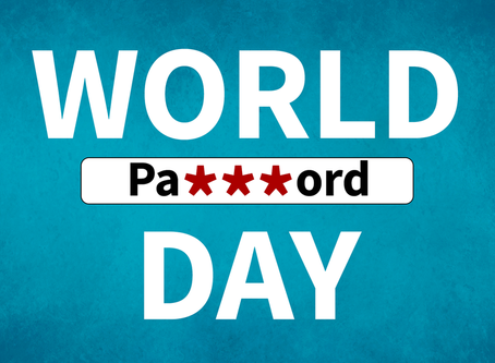 Tech Sense: World Password Day