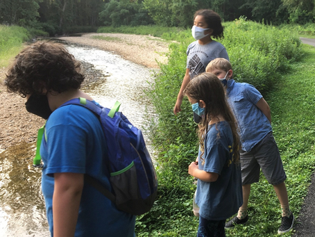 Cub Pack 1031: Out on the Trail Exploring Nature By Regina Halper