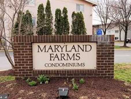 What Has Happened to Maryland Farms? By Donna Kemmerle, resident owner since 1987 and Rebecca Church