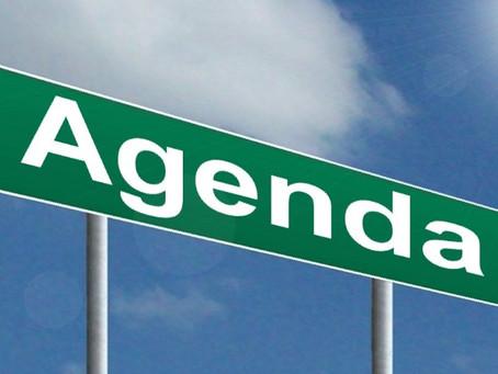 On The Agenda: January 2020